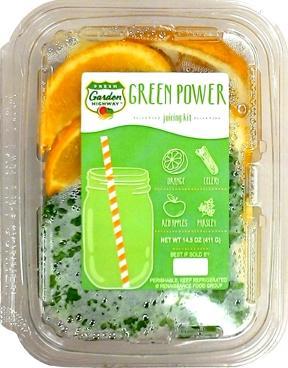 Garden Highway Green Power Juicing Kit