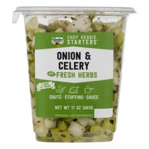 Garden Highway Chef Veggie Starters Onion & Celery