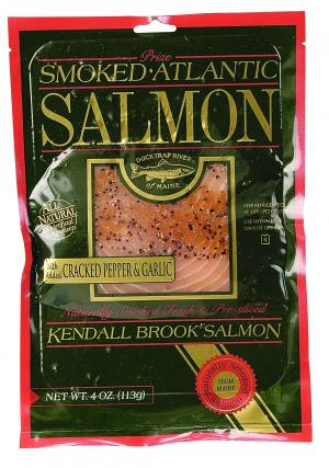 Kendall Brook Peppered Salmon
