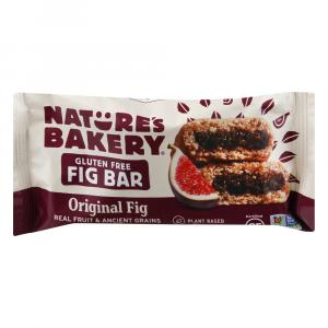 Nature's Bakery Gluten Free Fig Fig Bar