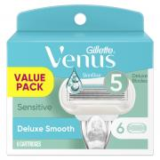 Venus Sensitive Extra Smooth Cartridges