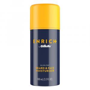 Gillette Enrich All-in-1 Beard & Face Moisturizer