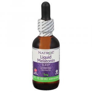 Natrol Melatonin 1mg Liquid with Dropper