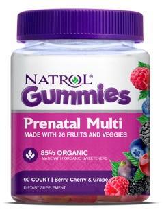 Natrol Gummy Prenatal Multi Vitamin