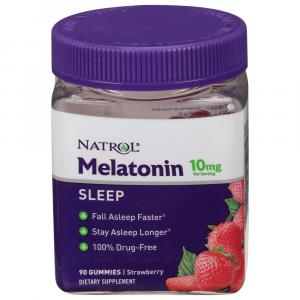Natrol Gummy Melatonin 10mg Vitamin