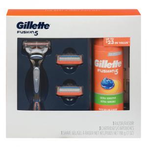 Gillette Fusion5 Gift Set 2019