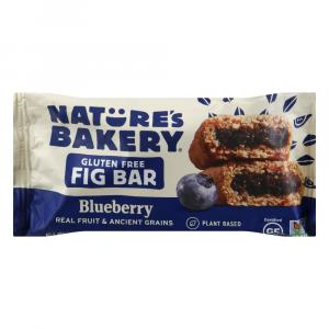 Nature's Bakery Gluten Free Blueberry Fig Bar