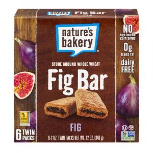 Nature's Bakery Whole Wheat Original Fig Bars