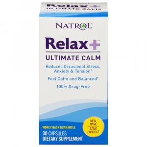 Natrol Relaxia Ultimate Calm Capsules