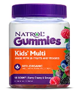 Natrol Gummy Kid Multi Vitamin