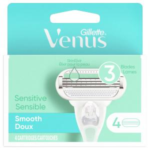 Gillette Venus Sensitive Smooth Cartridges