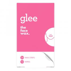 Glee Face Wax Strips