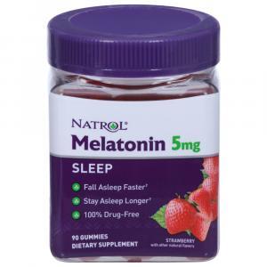 Natrol Gummy Melatonin 5mg Vitamin