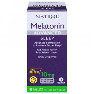 Natrol Advanced Sleep Melatonin Dietary Supplement
