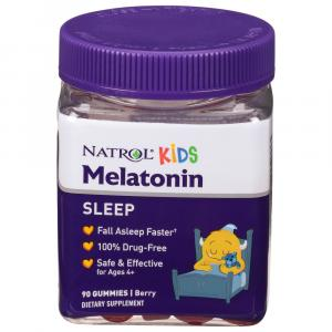 Natrol Kids Melatonin Berry Gummies