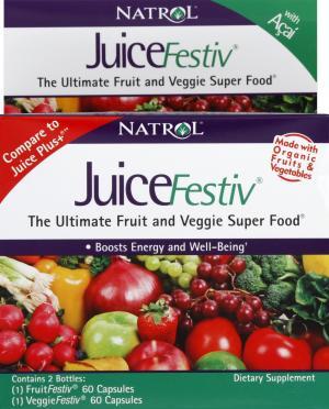 Natrol Juice Festiv