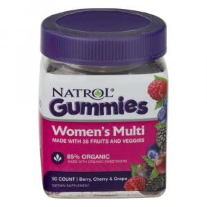 Natrol Gummy Women's Multi Vitamin