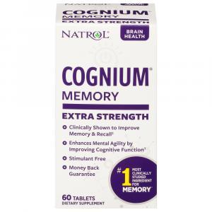 Natrol Extra Strength Cognium Focus Capsules