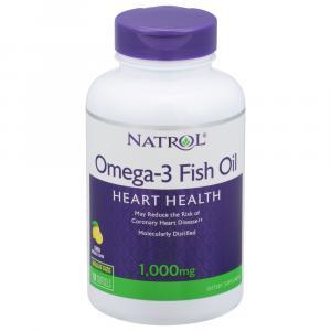 Natrol Omega-3 1000 mg