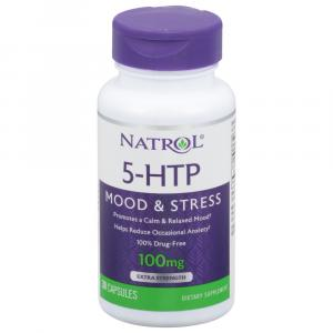 Natrol 5-HTP 100 mg Tablets