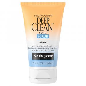 Neutrogena Deep Cleaning Oil Free Gentle Scrub