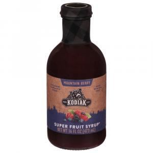 Kodiak Mountain Berry Super Fruit Syrup