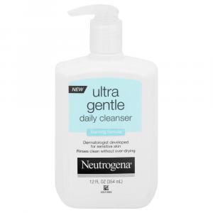 Neutrogena Ultra Gentle Foaming Daily Cleanser