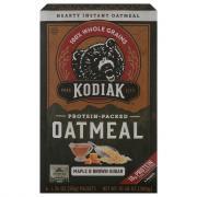 Kodiak Cakes Maple Brown Sugar Instant Oatmeal