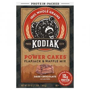 Kodiak Cakes Power Cakes Dark Chocolate Flapjack