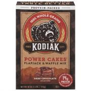 Kodiak Cakes Power Cakes Dark Chocolate Flapjack