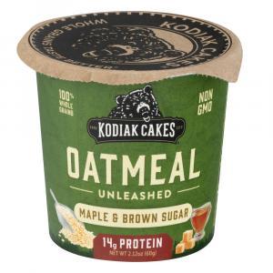 Kodiak Cakes Maple Brown Sugar Oatmeal Cup