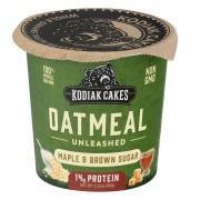 Kodiak Cakes Maple Brown Sugar Oatmeal Cup