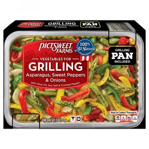 PictSweet Farms Grilling Asparagus, Sweet Peppers & Onions