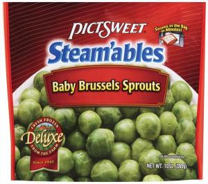 Pictsweet Deluxe Brussel Sprouts