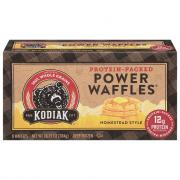 Kodiak Protein-Packed Homestyle Power Waffles