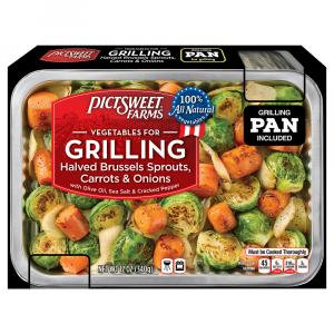 PictSweet Farms Grilling Halved Brussels Sprouts & Carrots