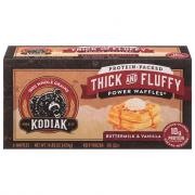 Kodiak Cakes Thick & Fluffy Buttermilk & Vanilla Waffles