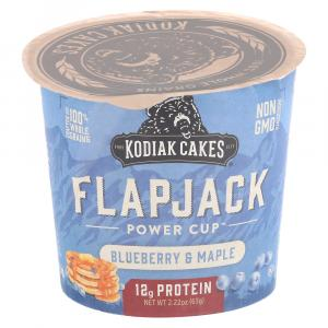 Kodiak Cakes Blueberry & Maple Flapjack On The Go Cup