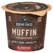Kodiak Cakes Minute Muffins Double Dark Chocolate Cup