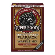 Kodiak Cakes Super Foods Flapjack and Waffle Mix