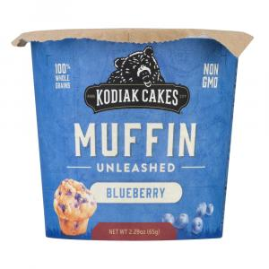 Kodiak Cakes Minute Muffins Mountain Blueberry Cup