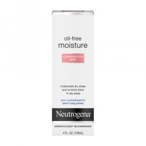 Neutrogena Oil Free Combination Skin Moisturizer