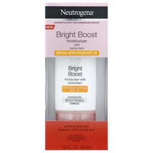 Neutrogena Bright Boost Moisturizer with SPF 30