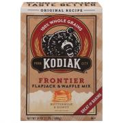 Kodiak Cakes Buttermilk & Honey Frontier Flapjack Mix