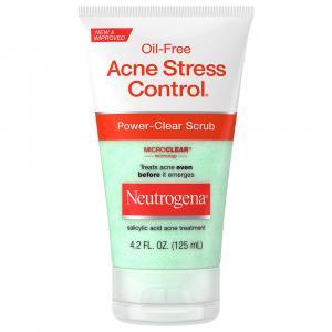 Neutrogena Acne Stress Control Smoothing Scrub