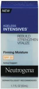 Neutrogena Ageless Intensives Firming Moisturizer
