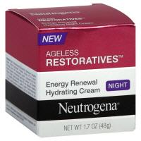 Neutrogena Ageless Restoratives Energy Renewal Night Lotion