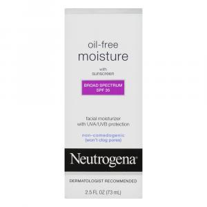 Neutrogena Oil Free Moisturizer with SPF 35