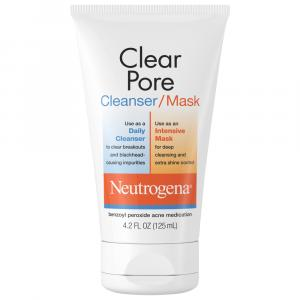 Neutrogena Clear Pore Cleansing Mask