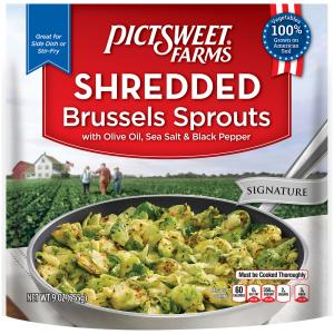 PictSweet Farms Shredded Brussels Sprouts